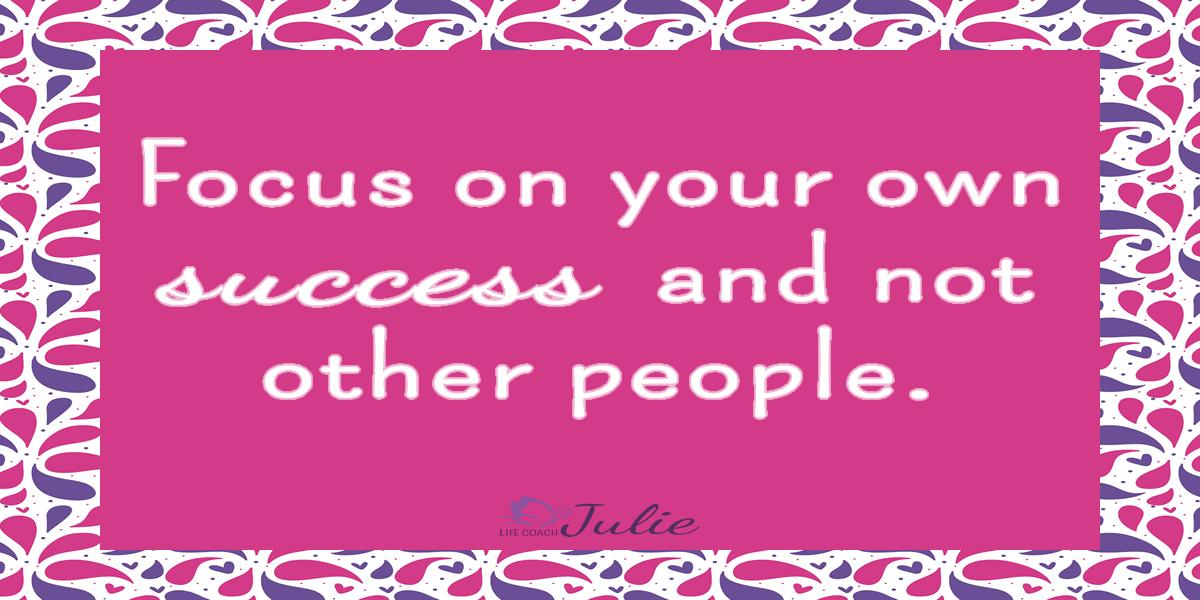 Focus on your own success and not other people. #SuccessQuotes #Motivation<br>http://pic.twitter.com/M4iudgDOTz