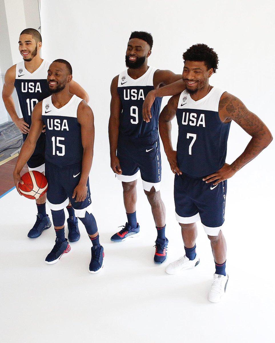 Team USA Photoshoot 📷