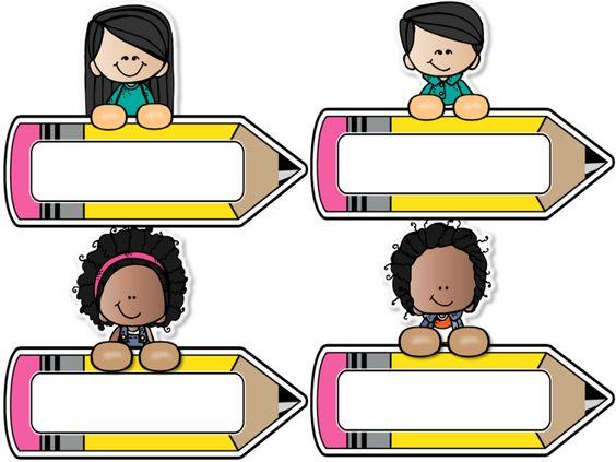 افكار لكتابة اسماء التلاميذ 1