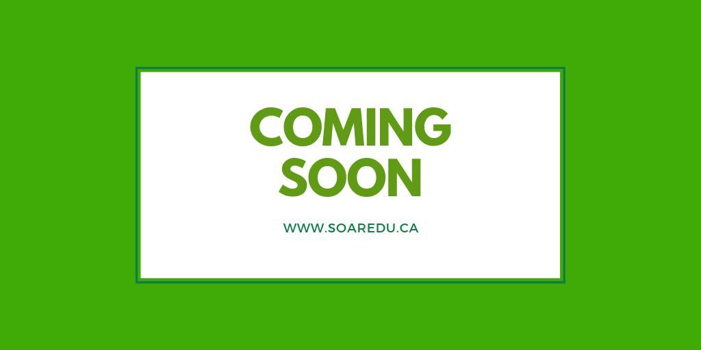 SOAR Entrepreneurship - @SOARedu Twitter Profile and