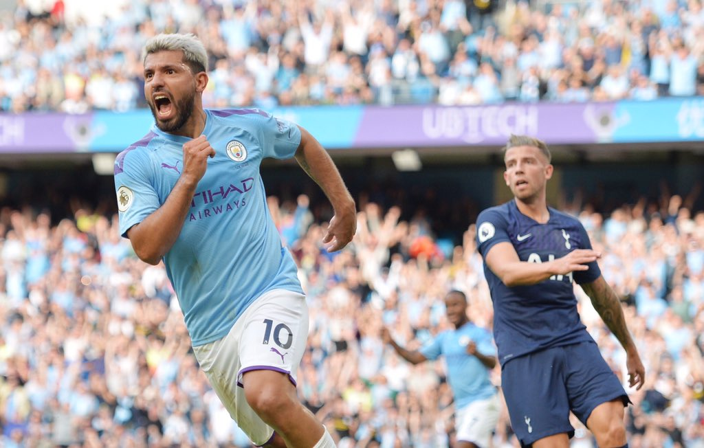Fuimos ampliamente superiores y merecimos más. Pero esto es fútbol y estas cosas pasan. A seguir así //We vastly outperformed our rival and deserved more. But this is football, and these are things that can happen. Well keep up the work. Cmon, City! 💪🏽