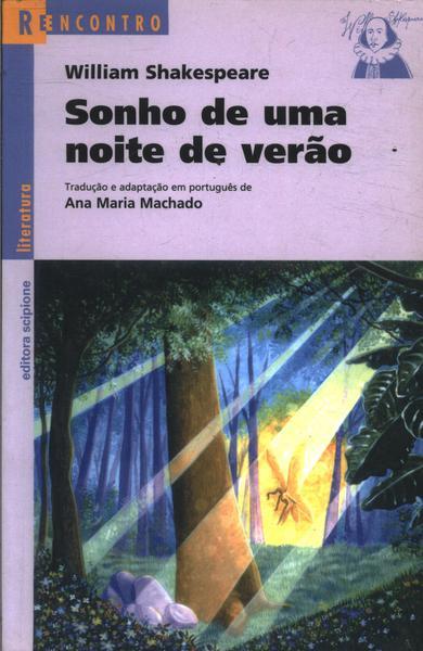 Sonho de Uma Noite de Verão • William Shakespeare *adaptação de Ana Maria Machado (4.6⭐) https://t.co/Yy9q2hO2zc