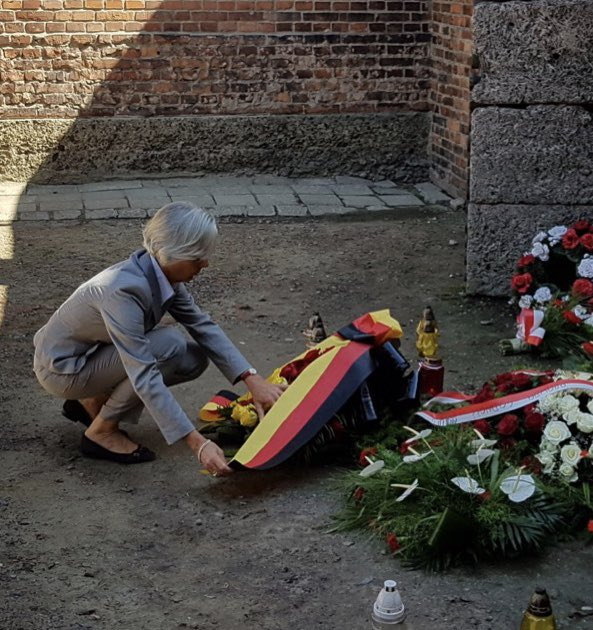 During my time in Europe I today visited the Memorial and Museum Auschwitz-Birkenau, former German concentration and extermination camp. This devastating experience reminds our moral obligation to forever take action against all forms of antisemitism #NeverForget <br>http://pic.twitter.com/whVAF3KV2S