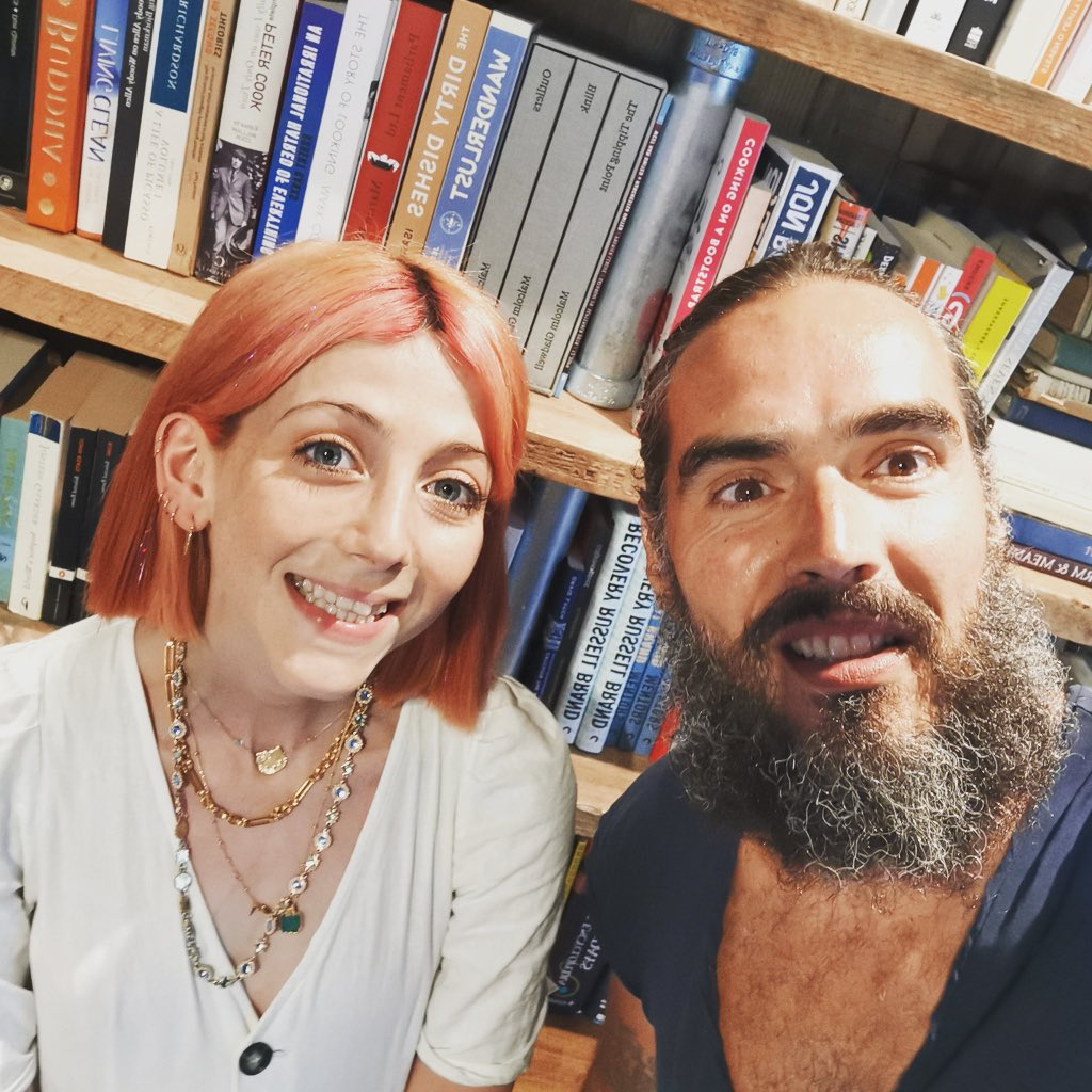 Activist/author/curator @scarcurtis talks feminism, mental health, and Love Island?   There's a lot to unpack in this week's episode of #UnderTheSkin with @rustyrockets.  http:// bit.ly/31R0e0V     <br>http://pic.twitter.com/42648PAqL9