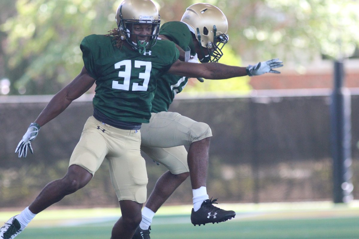 The defense balled out today in the second scrimmage of fall camp. News and notes from Saturday ⬇️ 🔗: bit.ly/UABScrimmage2