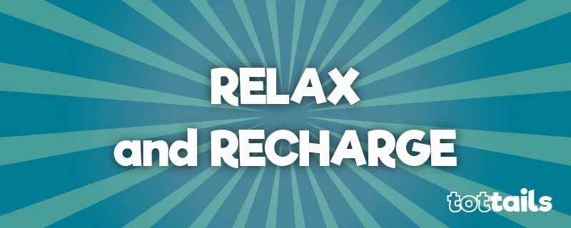 Relax, Recharge and Reflect. Sometimes it's OK to do nothing. ~Izey Victoria Odiase  Hope you are having a nice and relaxing weekend! With another busy week under your belt (especially with all of the back-to-school madness), take time to unwind and recharge.  #tottails <br>http://pic.twitter.com/LBnqlgTK74