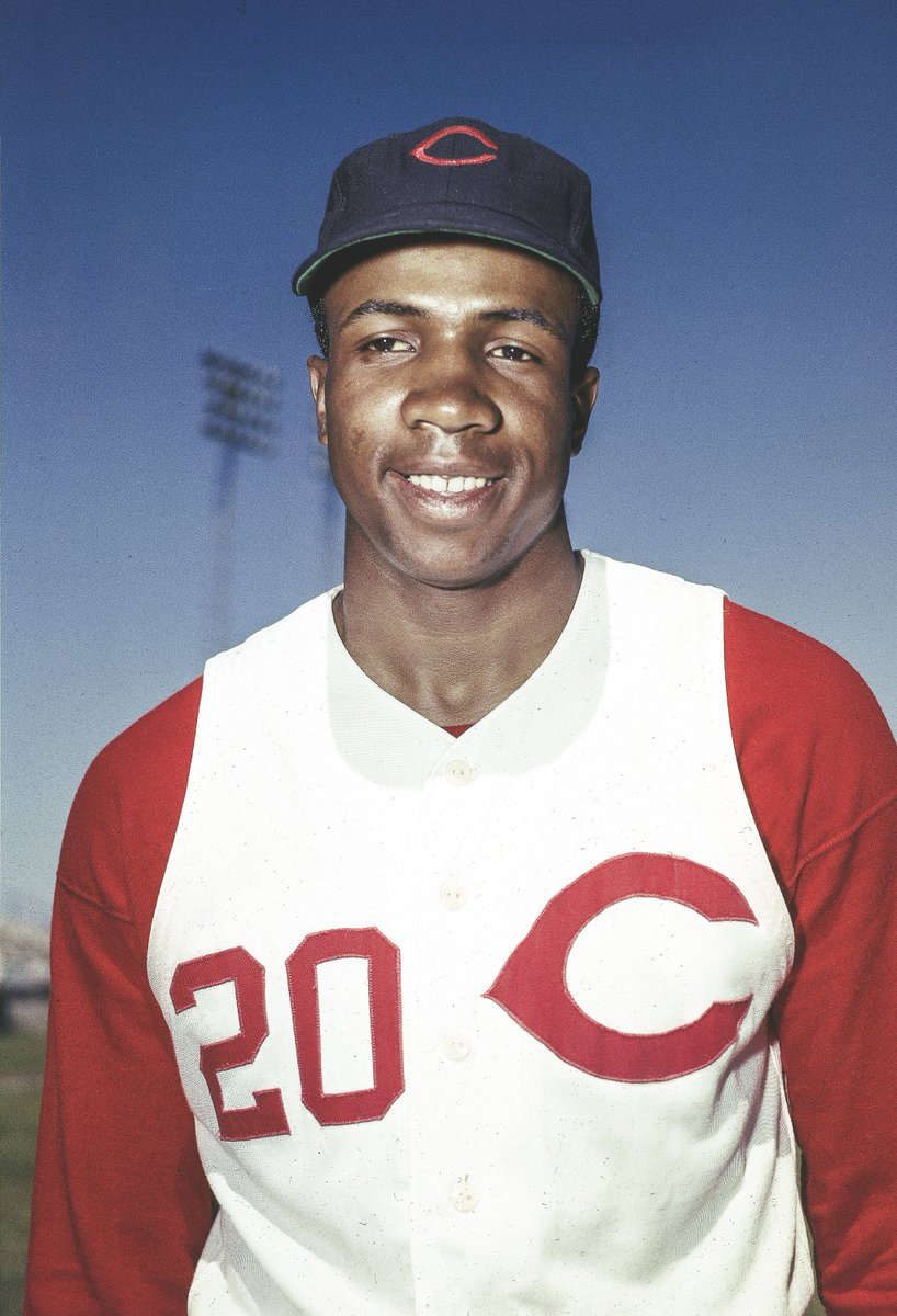 Aristides Aquino joins Frank Robinson (Aug 10 - Aug 20 1962) as the only @Reds players in the modern era to have 10 HR in a span of 11 games. h/t: @EliasSports