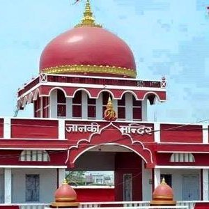 Sitamarhi is famous for birth place of Sita Mata and janki mandir..