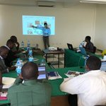 Image for the Tweet beginning: #SMARTCnsvtools planning workshop in Tanzania's