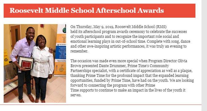 Roosevelt Middle School (@RooseveltMidd10) | Twitter