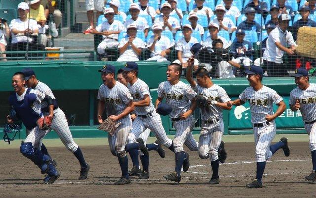 【速報】明石商、公立校では67年ぶり準決勝進出 全国高校野球 #神戸新聞 #甲子園 #明石商 #明石商業