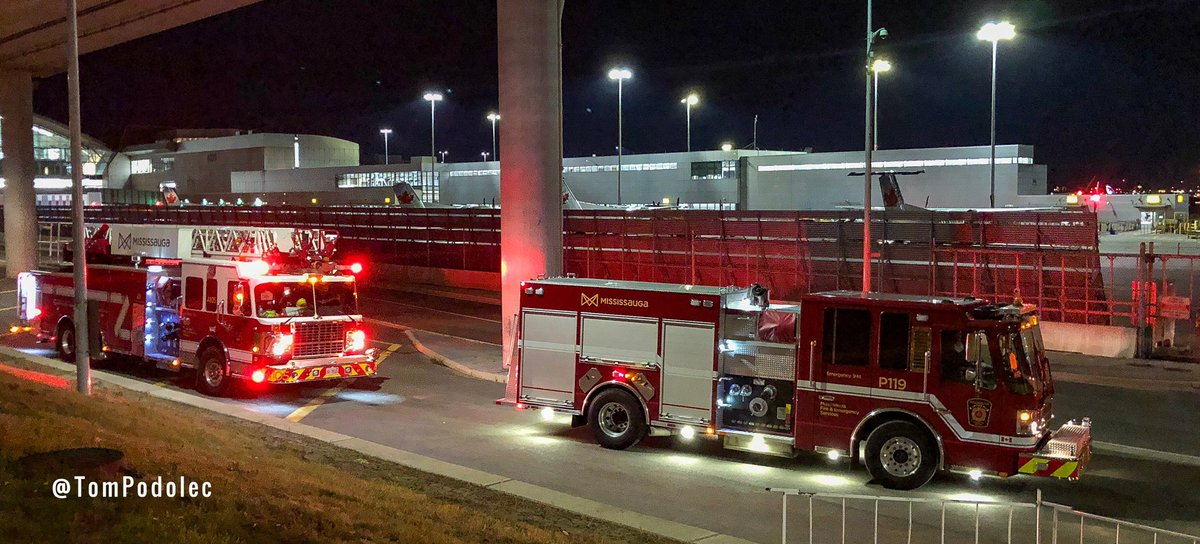 Pearson Airport Professional Fire Fighters (@PearsonFire4382