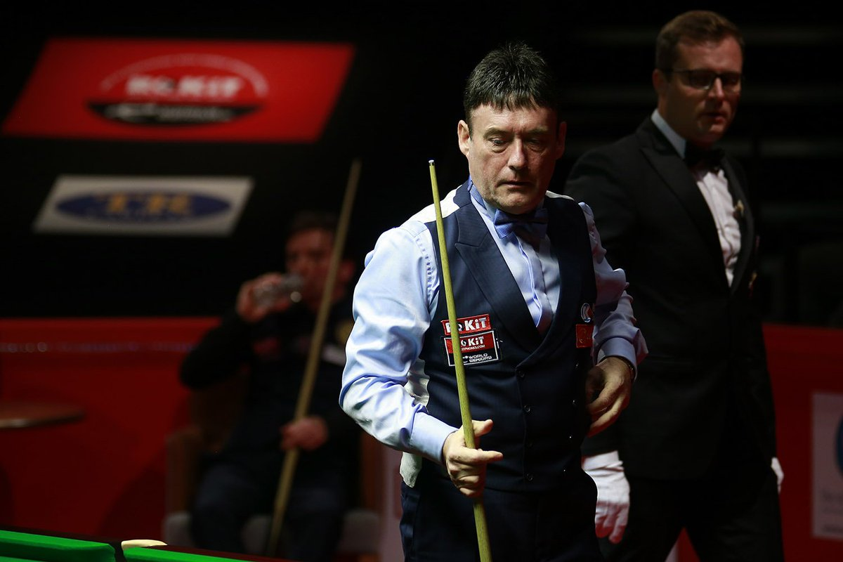 📰 SENIORS | We are down to the last four at the @rokit World Seniors Snooker Championship with 24 hours to go until this years champion is crowned. Round-up 👉 wpbsa.com/crucible-set-f…