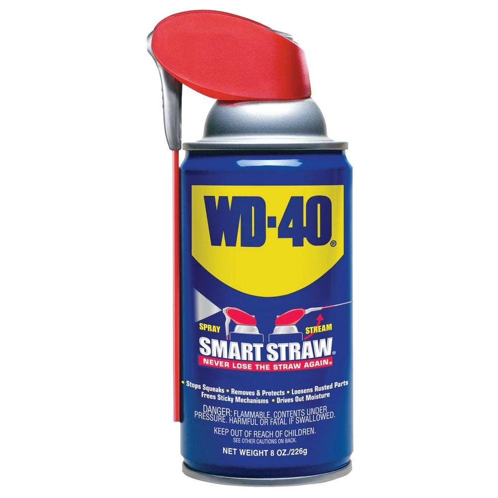 The WD in WD-40 stands for Water Displacer.