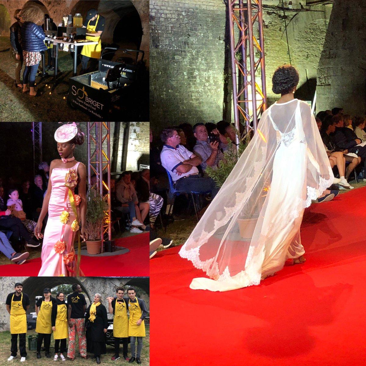 2eme soirée fashion night couture sur l'île de ré ! C'était somptueux #fashion_night_couture2019 #ilederépic.twitter.com/jRhtMx49cl
