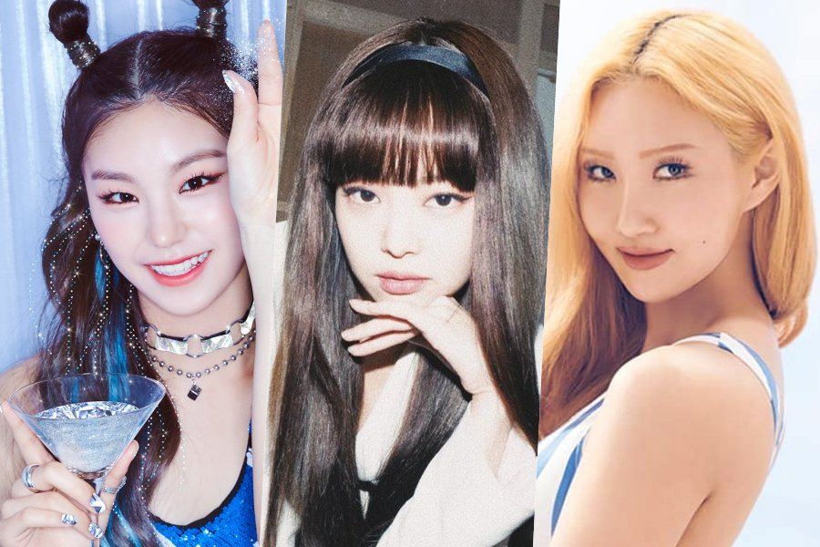 August Girl Group Member Brand Reputation Rankings Announced https://t.co/XCDALgdBYM https://t.co/XTGoAQGiyN