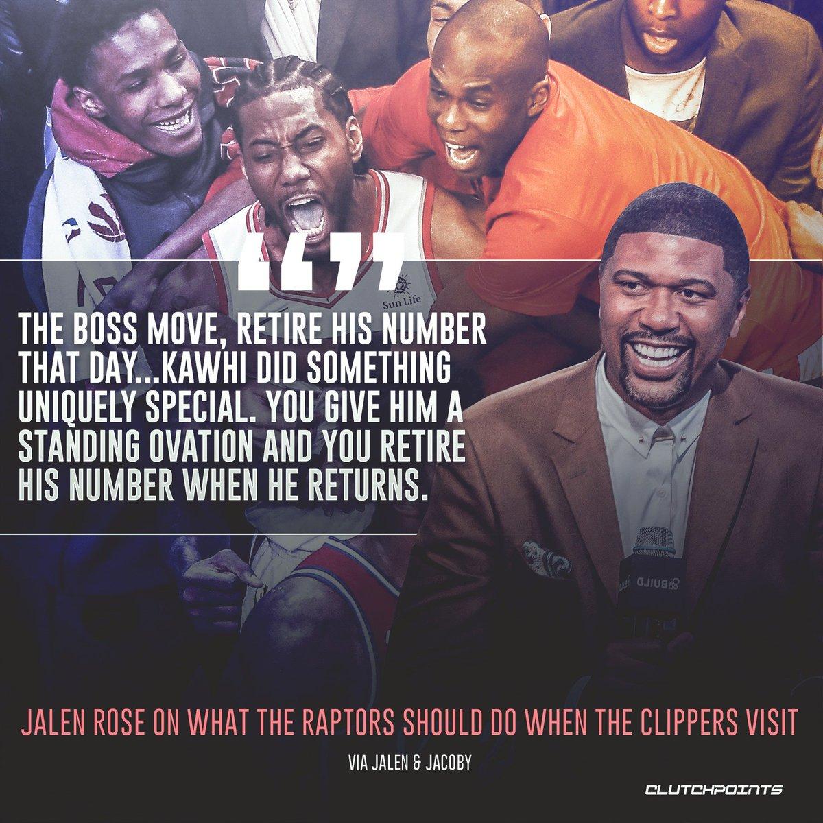 Kawhi Leonard deserves the love. 💯 #Raptors #Clippers #NBA #NBATwitter