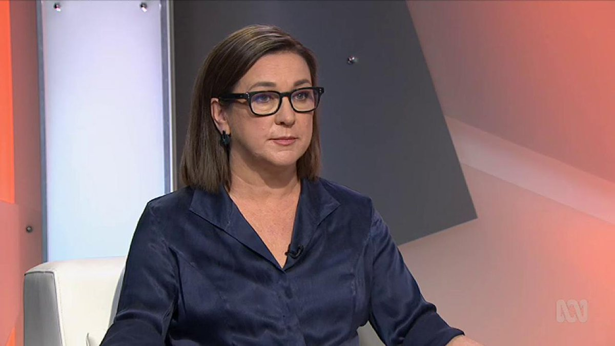 If you dont get it, we dont trust you: @lenoretaylor says senior bureaucrats dont seem to understand media freedom or why its important #Insiders #auspol