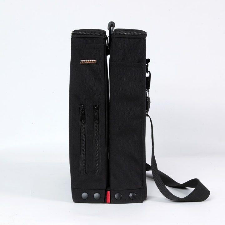 このセンス嫌いじゃないシャープの名機「X68000」がショルダーバッグに 独特のマンハッタンシェイプを再現  @itm_nlabから