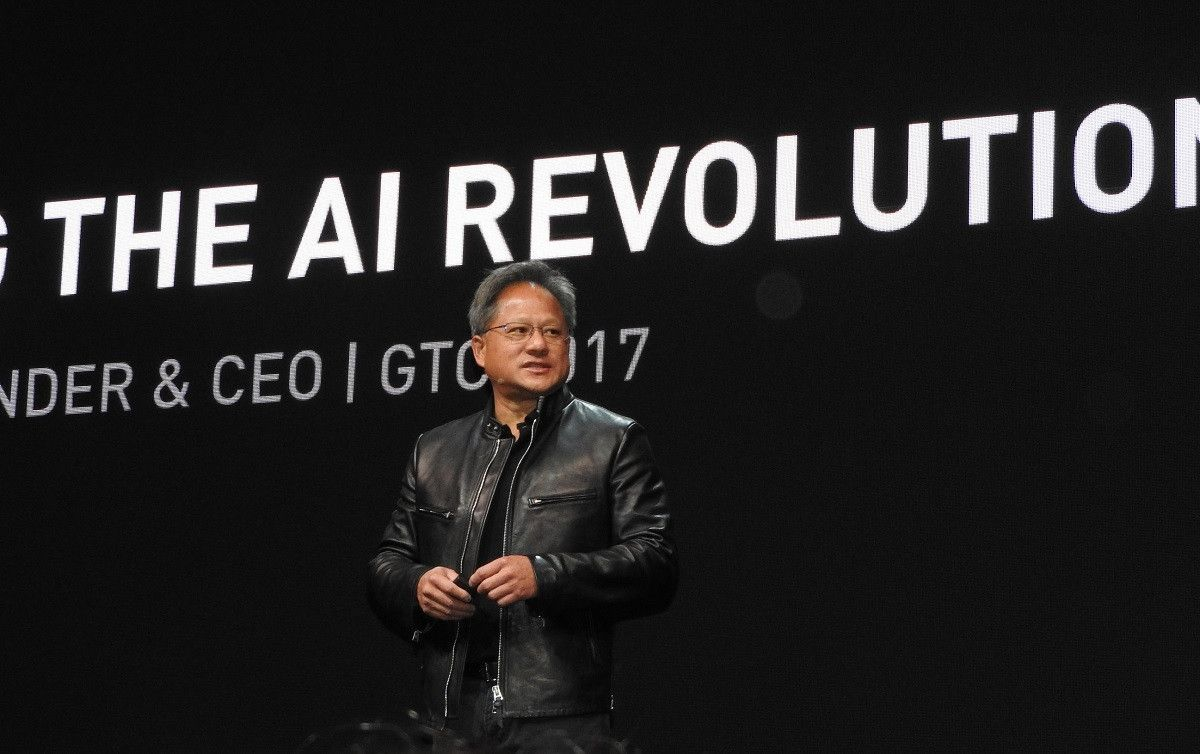 test Twitter Media - Nvidia #CEO #JensenHuang interview:   Why #AI is the single most powerful force of our time   https://t.co/DJAQXyydgz #fintech #insurtech #ArtificialIntelligence #MachineLearning #DeepLearning #robotics @VentureBeat @DEANTAK @nvidia @NvidiaAI https://t.co/wStfYLaTxN