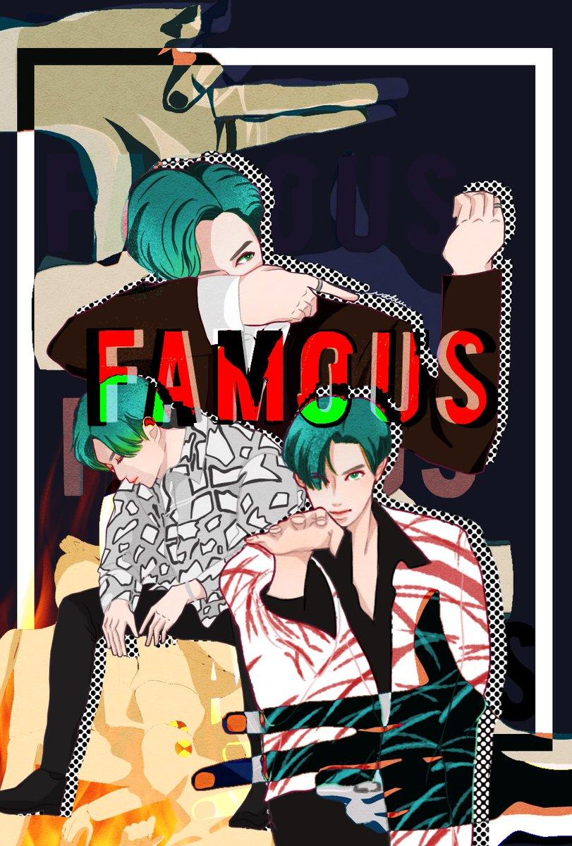 RT @NatuMarryyou: もう僕が誰かを、まだ僕は知らない  Famous  2019.08.28🌹 #TAEMIN #Famous #テミン #태민 https://t.co/pCwpzDabE2