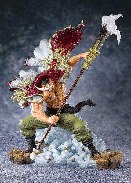 フィギュアーツZERO エドワード・ニューゲート -白ひげ海賊団船長- 2019年12月発売予定