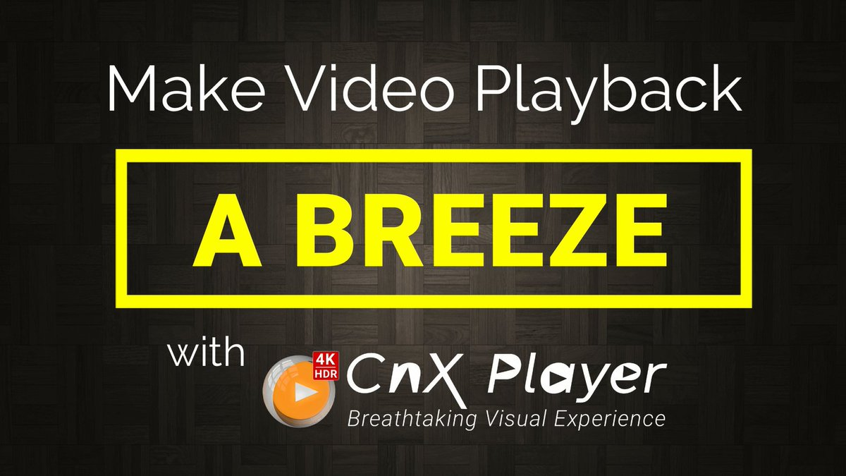 CnX Player (@cnxplayer)   Twitter