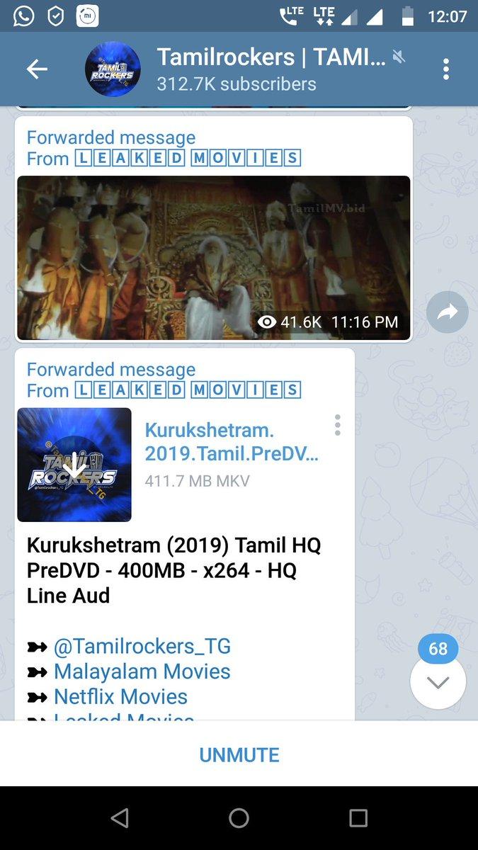 TamilRockers on JumPic com