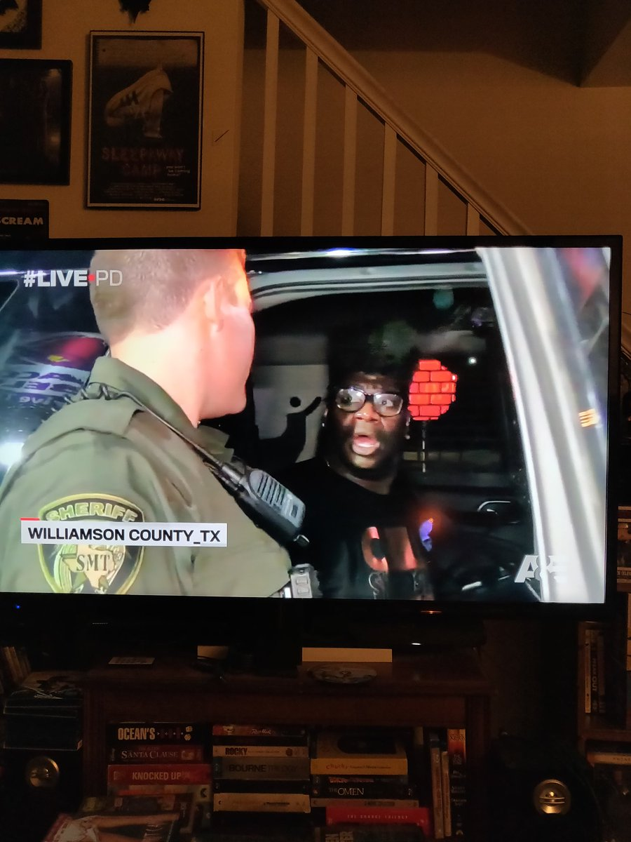@RonKillings goin' the extra mile for that 24/7 title  #livepd #247Champion <br>http://pic.twitter.com/YM74x4vjsV
