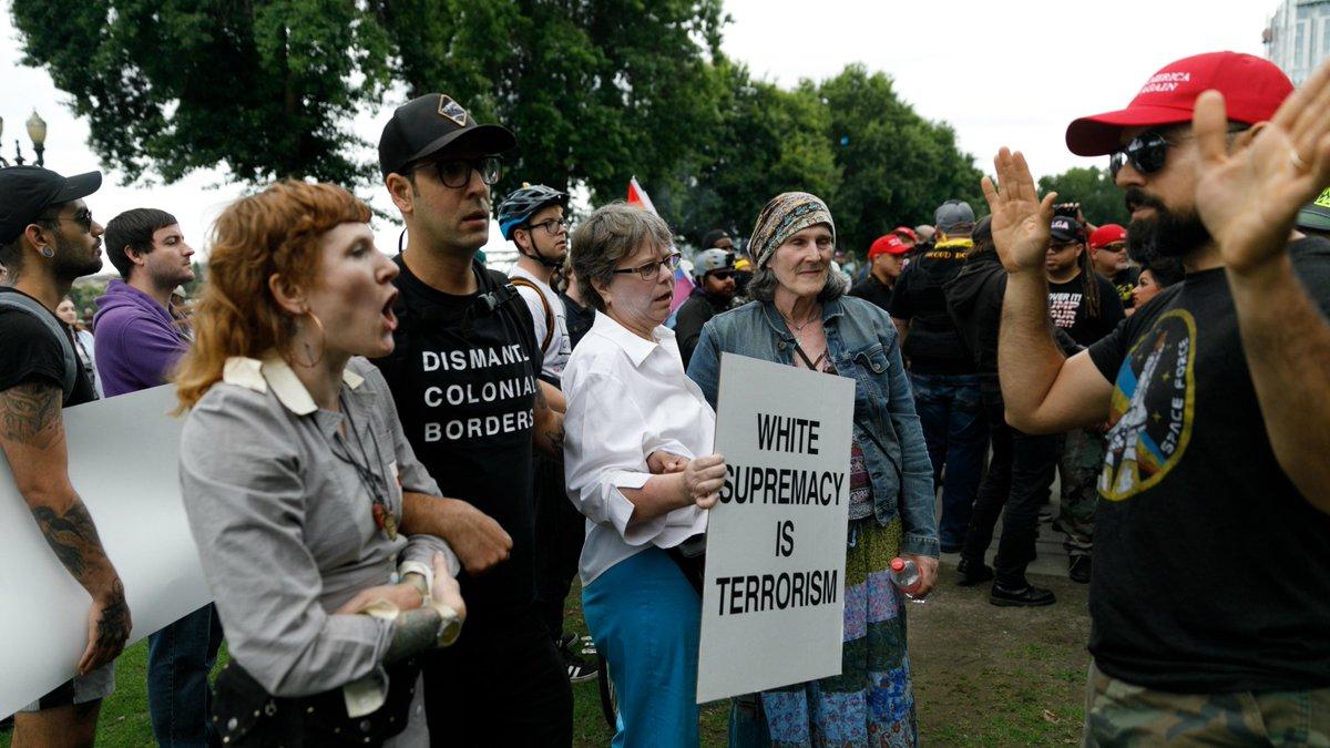 13 arrested in protests in Portland bit.ly/2Z5Po5i