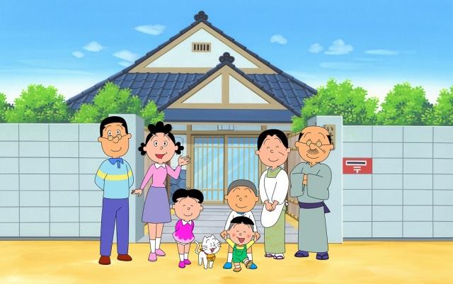 【50周年】『サザエさん』SPアニメ&実写ドラマの3.5時間SP番組放送SPアニメはファンタジー要素あふれる内容に。実写ドラマは20年後の一家を描く現代劇だという。今秋放送。