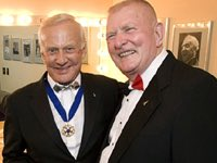 Recognizing the Godfather of NASA MIssion Control Gene Kranz on his birthday. Failure is never an option.