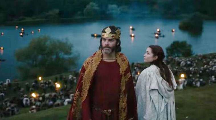 At court Outlaw King on my blog https://t.co/fOuOP6pztd #postapocalypticfiction #pa https://t.co/c9K0ZWQ2jm