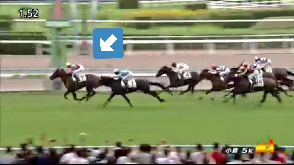 ということで武豊騎手×キズナ産駒の組み合わせで、前田葉子氏の所有するシャンドフルールが新馬戦を勝ちました。まだ先のことは分かりませんが…。  2着のヴァルコスは佐々木主浩氏の所有馬で、母馬ランズエッジはディープインパクトの4つ下の妹に当たりますね。 #競馬 https://t.co/RhkbIGs3Yn