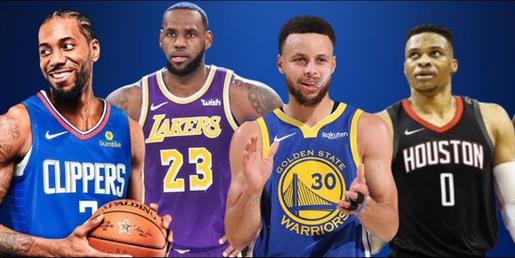 ESPN預測下賽季季後賽:馬刺無緣,火箭頭號種子戰拓荒者,湖人或遭遇爵士!