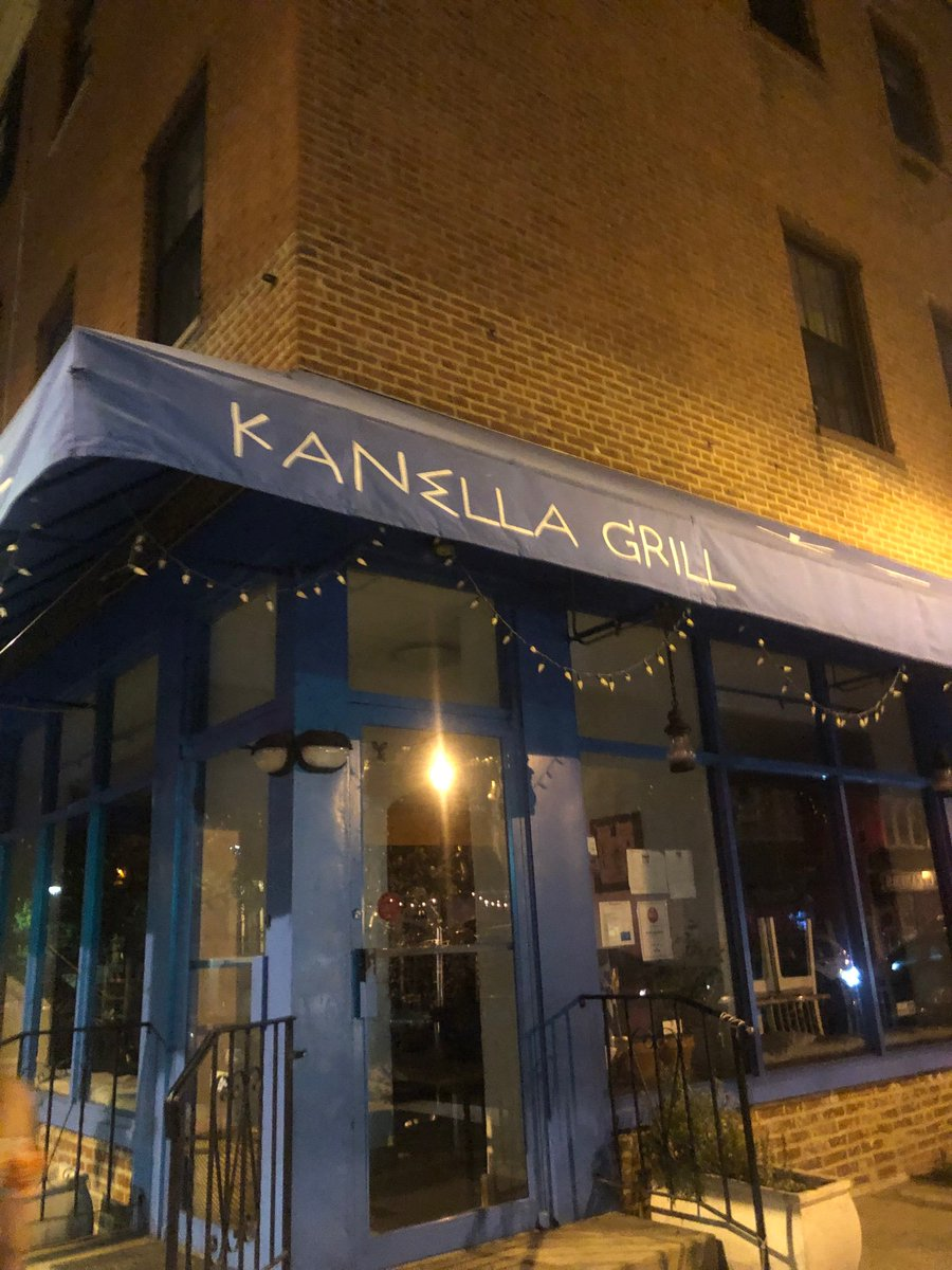 Damn Canela really blew up, opening her own restaurant and shit...  thanks to @BrotherNature pic.twitter.com/Za7JuMbKQa