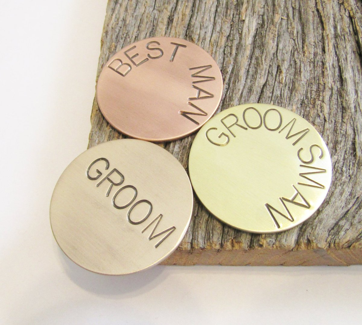 Copper Ball Marker Groom Gift for Best Man Personalized Golf Gift for Groomsman Gift Idea Bride to Dad Wedding Gift Bachelor Party Favor Men http://tuppu.net/dea3e6d2 #CandTCustomLures #Shopify #Mens_gifts