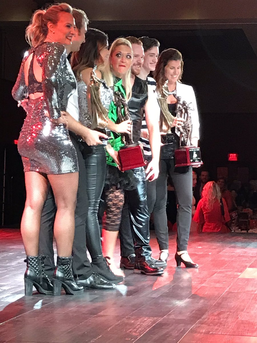 Dancing For a Miracle 2019 raises over $455-thousand for Children's Hospital Foundation with Dr & dancer Casey Hester raising over $200-thousand alone and taking home the trophy.  #Bravo