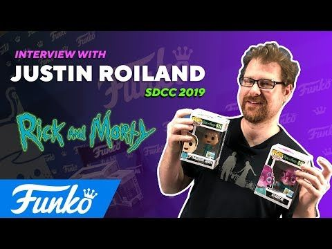 2019 SDCC - Justin Roiland Interview https://buff.ly/33ywHdY #AD #Shop at Funko https://buff.ly/2ySkmTH #Funko #Coupons & #Promo #Codes from #Groupon https://buff.ly/2yGOUYr