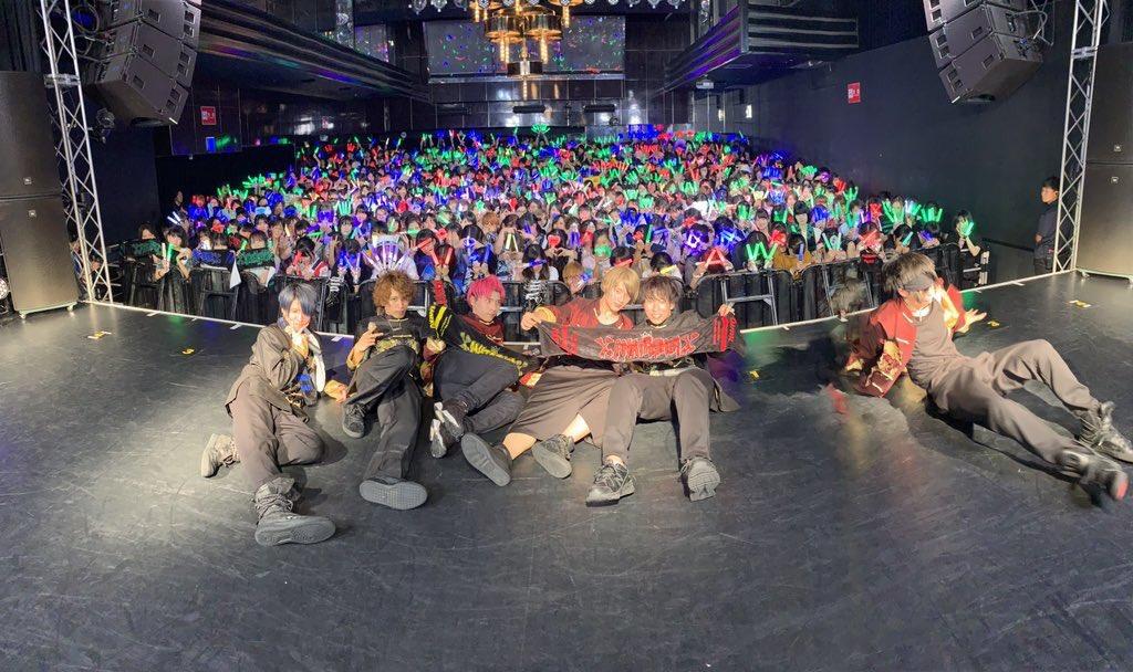 2019.8.12(月・祝) ダンスアーティスト「アナタシア」の4thワンマンツアー名古屋公演@ 名古屋 ReNY limited  制作プロデュース ディレクション  担当いたしました。 https://t.co/h6UOP1do59