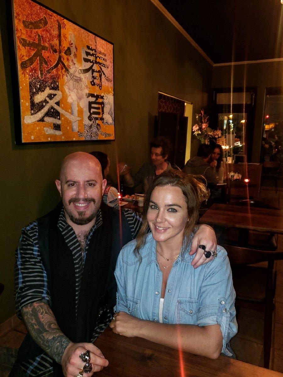 test Twitter Media - RT @AlejandroXBIZ: Delicious sushi w/ @BeNiceNatasha at @shojinlove tonight 🥢🍣🔥 https://t.co/JRpvg6tbHl
