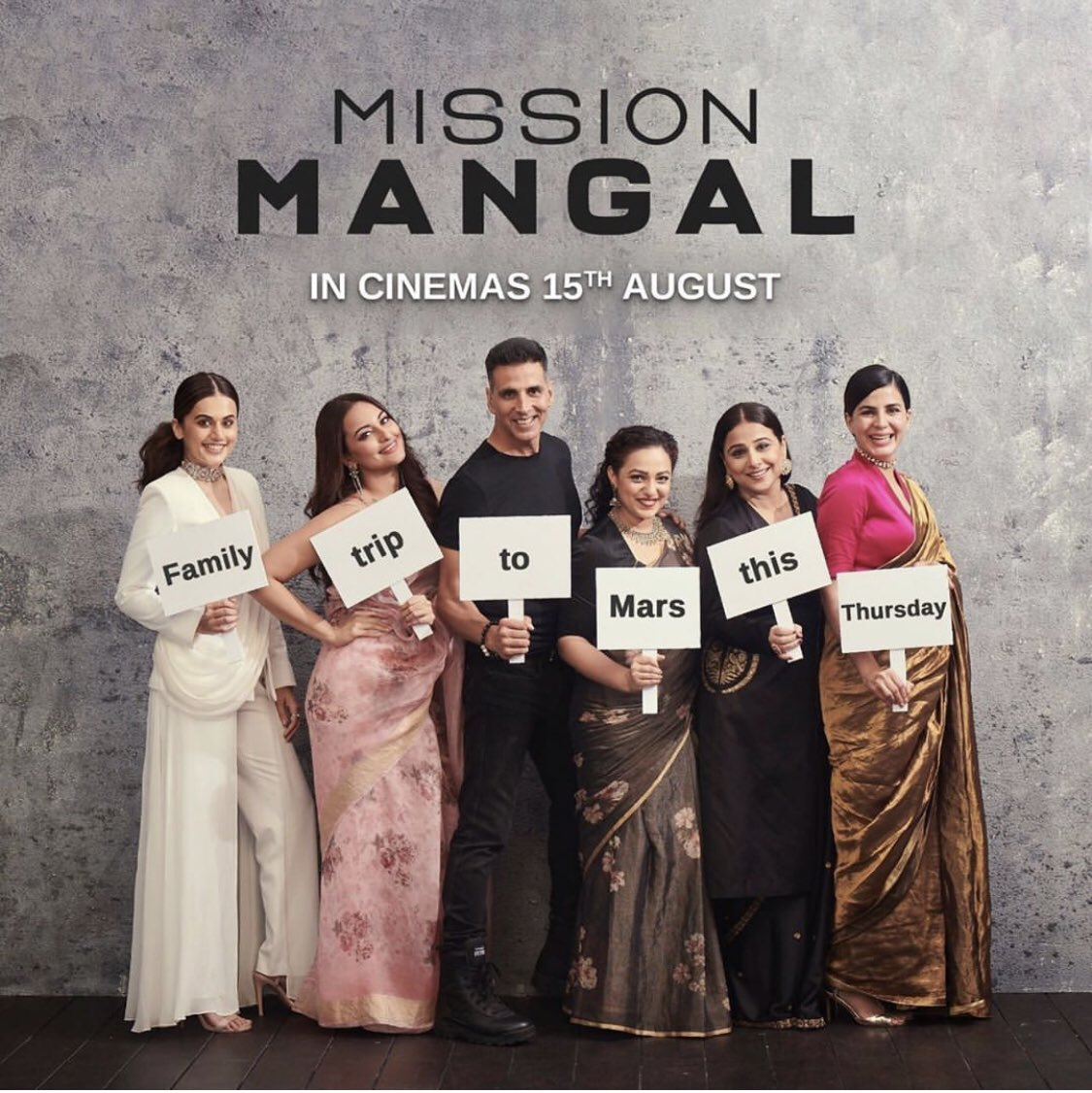 #MissionMangal  #FirstSunday Advance Booking In #Guwahati is #Unstoppable  Total Shows : 44  FF / Sold Out Shows : 39  Over all occupancy : 80-85%  WEEKEND WITH MISSION MANGAL  @akshaykumar @vidya_balan @MenenNithya @foxstarhindi @AKFansGroup @MumbaiAkkians @TheKHILADIGroup<br>http://pic.twitter.com/v7DJR6l7aa