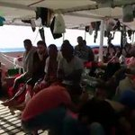 Image for the Tweet beginning: Migranti, Salvini cede a Conte
