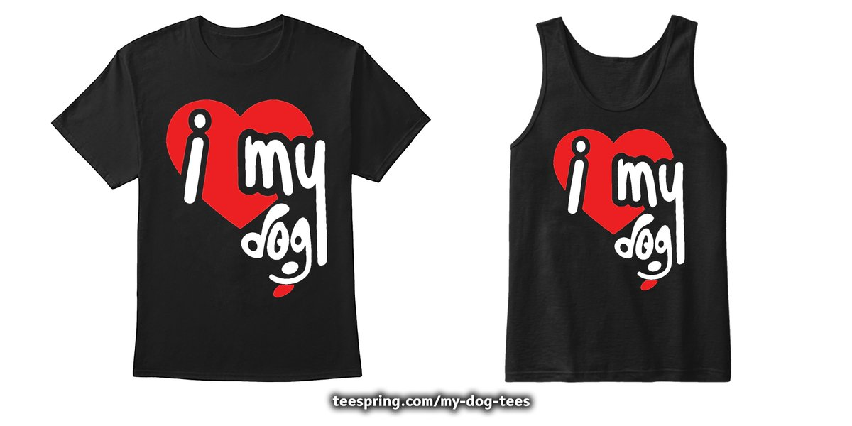 ** New Funny Dog Lover T-Shirts ** Different Styles And Colors Get It Here>>> teespring.com/my-dog-tees Cat Store: teespring.com/stores/dog101