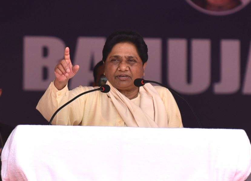 Conditions of SCs, STs deteriorating due to economic slowdown: @Mayawati READ: toi.in/LV2OWa/a24gk