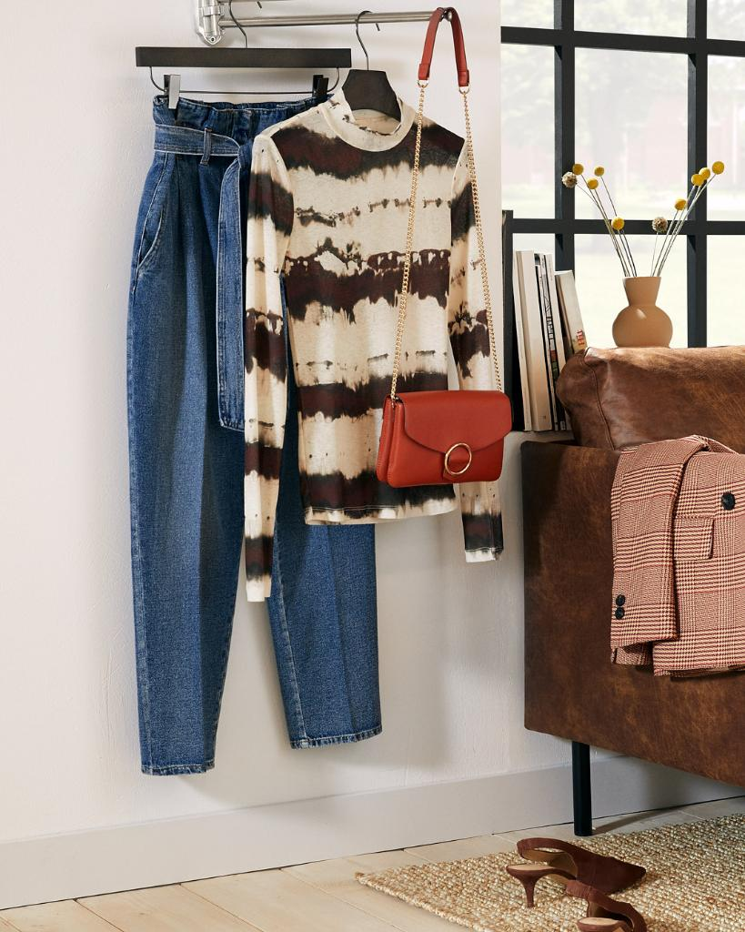 Let your new autumn look reflect the season! Find ...