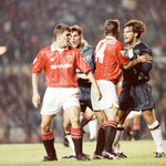 Image for the Tweet beginning: 18th August 1993: Roy Keane