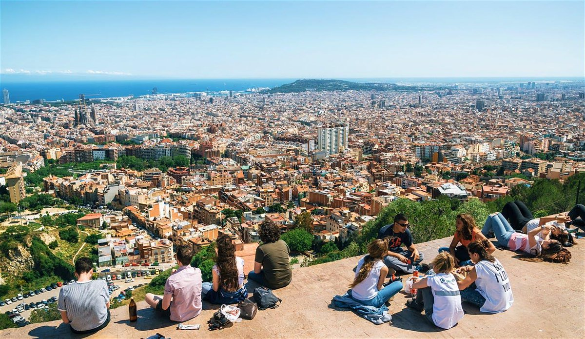 Its possible to escape the crowds in Barcelona. Heres how – lptravel.to/Biw4qT