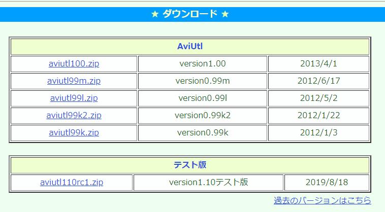 動画編集界隈で近年最大のニュースかもしれない伝説的なソフト『AviUtl』2013年のver.1.00以降6年間沈黙を続けてきたしかし、先日創始者のKENくん氏が復活し、本日遂にver.1.10のテスト版が公開され、メモリ4GBの壁を越えようとしている……