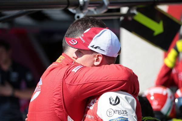 "NEW: Toto Wolff reveals Mercedes' interest in Mick Schumacher but adds the team ""couldn't make room"". 😐  👉🏻 https://bit.ly/2Mro2o7   #F1 #MercedesAMGF1 #ScuderiaFerrari #MickSchumacher"
